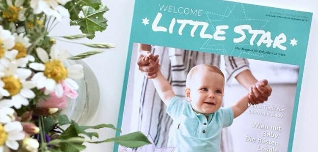 Das neue Magazin für Babyeltern
