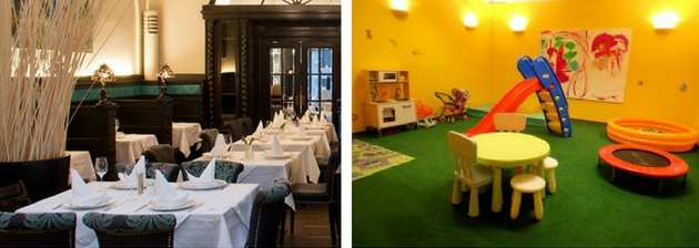 Essen Mit Kindern Restaurants Mit Spielecke