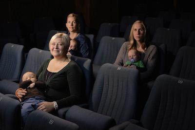 Mit Baby Ins Kino