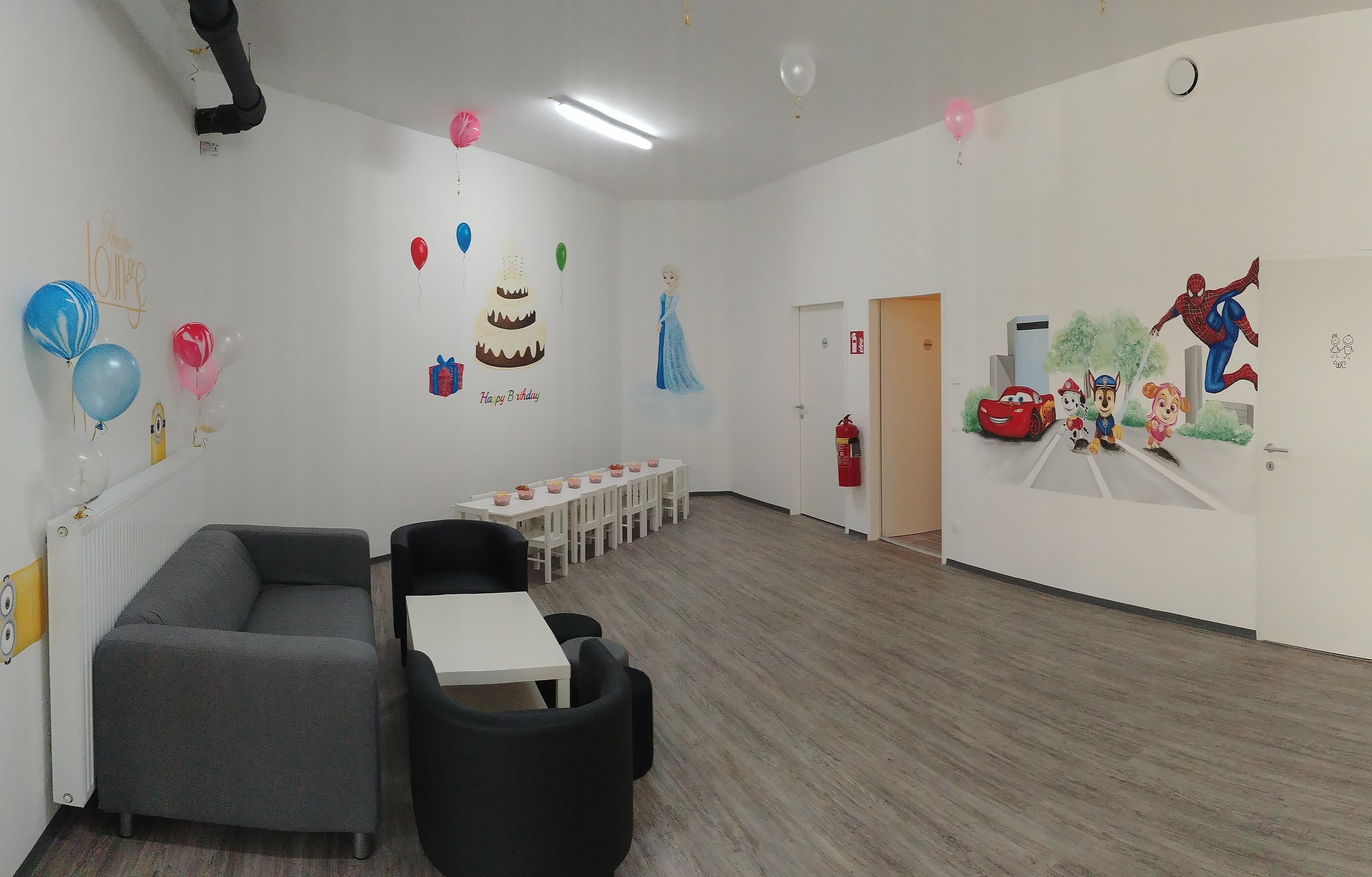 Einmaliges Erlebnis Kindergeburtstag In Kolariks Praterfee Wien